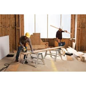 Louisville Ladder 2-Foot Aluminum Sawhorse, L-2032-02 for $316