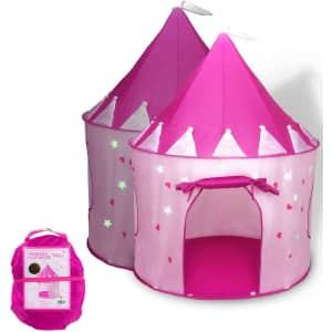 Foxprint Princess Castle Play Tent for $23