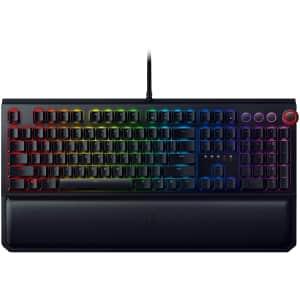 Razer BlackWidow Elite Mechanical Gaming Keyboard for $122