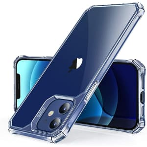 ESR Case and Screen Protector Bundle for iPhone 12 from $2.99