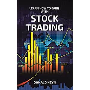"""""""Learn How to Earn with Stock Trading"""" Kindle eBook: Free"""