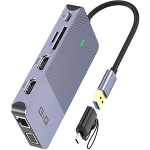 GiQ 11-in-1 USB Hub for $90