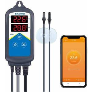 Inkbird Aquarium Temperature Smart Controller for $42