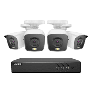 Annke 1080p Wired Security Camera System for $176