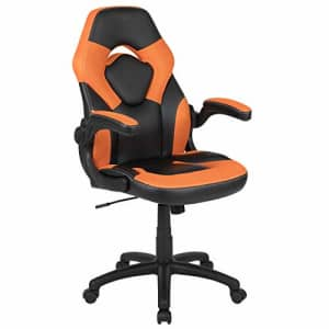 Flash Furniture X10 Gaming Chair Racing Office Ergonomic Computer PC Adjustable Swivel Chair with for $124