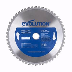 Evolution Power Tools 10BLADEST Steel Cutting Saw Blade, 10-Inch x 52-Tooth, Blue for $61