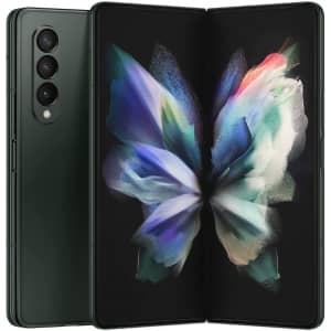 Samsung Galaxy Z Fold 3 5G 256GB Smartphone for $1,596