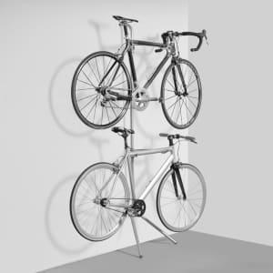 Wayfair Basics 2-Bike Freestanding Bike Rack for $43