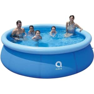 Avenli Inflatable Swimming Pool: 10-Ft. for $83, 12-Ft. for $113