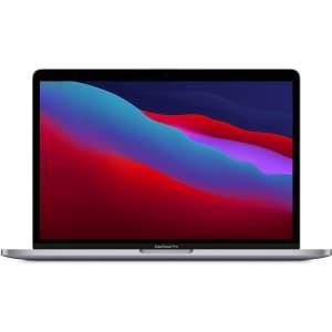 "Apple MacBook Pro M1 13.3"" 256GB Laptop (2020) for $1,100"