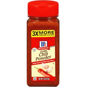 McCormick 7.5-oz. Dark Chili Powder Shaker for $4.26 via Sub. & Save