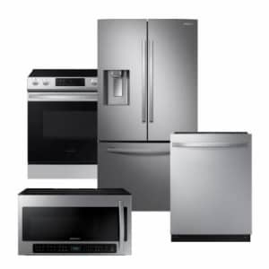 Home Depot Appliance Summer Savings: up to 45% off + up to an extra $700 off