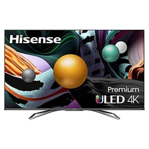 Hisense ULED Premium 65-Inch Class U8G Quantum Series Android 4K Smart TV with Alexa Compatibility for $1,600
