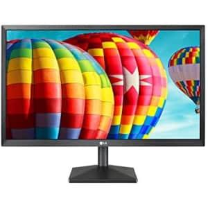 "LG 24"" 1080p IPS LED Monitor w/ AMD FreeSync for $184"