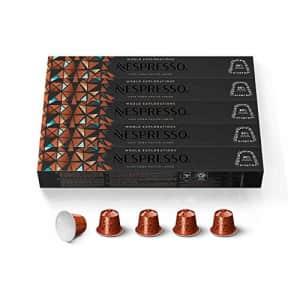 Nespresso Capsules OriginalLine Envivo Lungo Coffee Pods Pods Brews 3.7oz, Dark Roast Espresso, 50 for $35