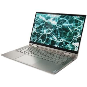 """Lenovo Yoga C740 10th-Gen i5 14"""" 2-in-1 Laptop for $644"""