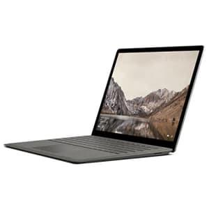 "Microsoft Surface Laptop DAJ-00021 Laptop (Windows 10 S, Intel Core i7, 13.5"" LCD Screen, Storage: for $1,350"