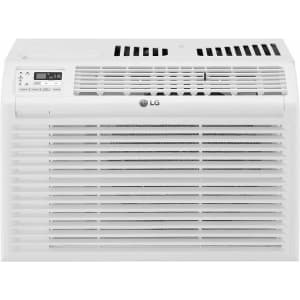 LG 6,000-BTU Window Air Conditioner for $249