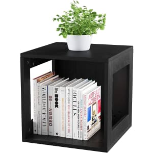 Lavish Home Open Sides Stackable End Table for $41