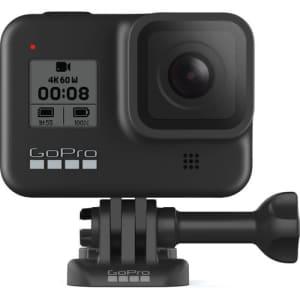 GoPro Hero8 Black 4K Action Camera for $300