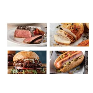 Omaha Steaks Griller's Meal Pack 45-Piece Combo for $143 w/ coupon