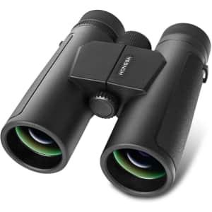 Lijueky 10x42 Roof Prism Binoculars for $15