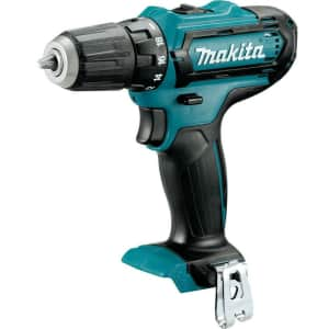 """Makita 12V MAX CXT Li-Ion 3/8"""" Drill Driver (Tool Only) for $48"""