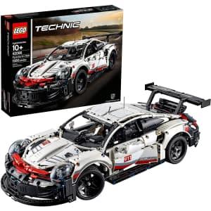 LEGO Technic Porsche 911 RSR Building Set for $179
