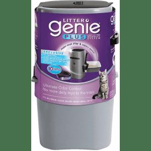 Litter Genie Plus Cat Litter Disposal System: free w/ Fresh Step litter purchase