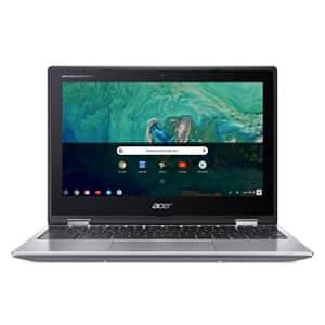 Acer Chromebook Spin 11 Intel Celeron 1.1GHz 4GB RAM 32GB Flash Chrome OS (Renewed) for $289