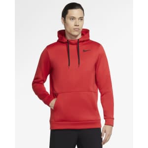 Nike Men's Therma Pullover Training Hoodie for $29 for members