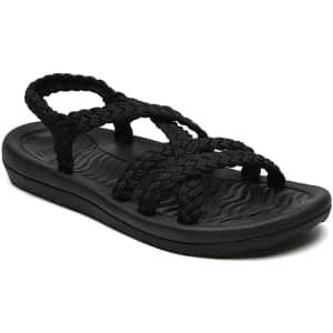 Megnya Women's Walking Sandals for $18
