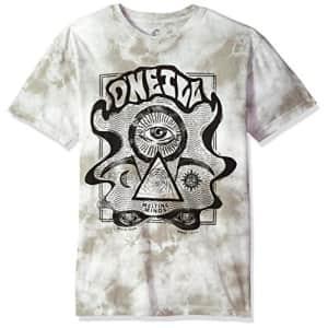 O'NEILL Men's Coco T-Shirt, Bone wash, S for $30