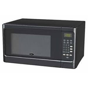 Oster OGCMS311BK-10 1.1 cu. Ft. Microwave Oven, Black for $123