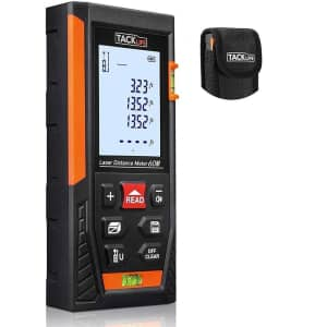 Tacklife 196-Foot Classic Laser Measure for $24
