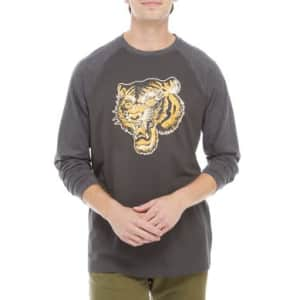 True Craft Men's Long Raglan Sleeve T-Shirt from $4