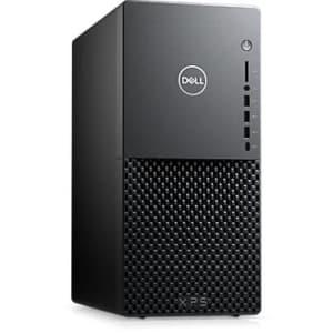 Dell XPS Tower 8940 11th-Gen i9 Desktop PC w/ RTX 3060 12GB GPU for $2,414