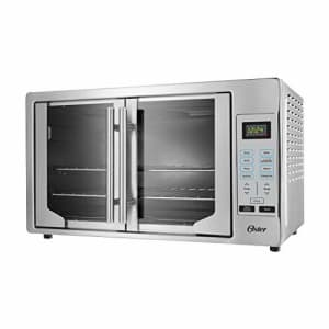 Oster French Convection Countertop and Toaster Oven | Single Door Pull and Digital Controls | for $163