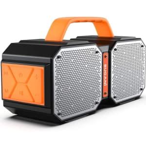 Bugani M83 Portable Bluetooth Speaker for $60