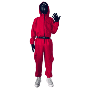 Squid Game Cosplay Costume Jumpsuit for $28