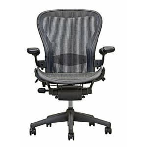 Herman Miller Fully Loaded Office Aeron Chair for $629