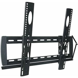 Pyle-Home PSWLE59 Flat Panel Low Profile Tilt LED/LCD TV Wall Mount/32-55-Inches for $50