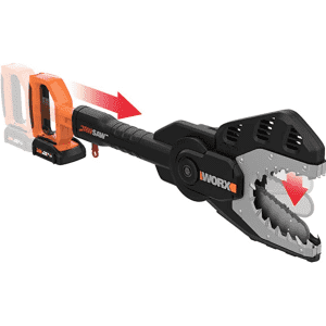 Worx 20V Power Share JawSaw Cordless Chainsaw w/ Battery & Charger for $140