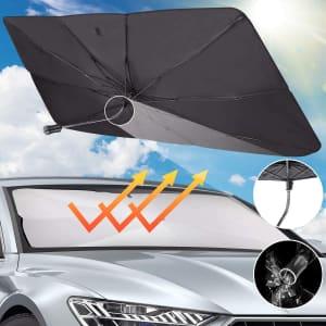 Car Sun Shade for Windshield for $23