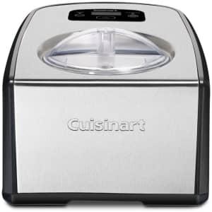 Cuisinart Compressor Ice Cream and Gelato Maker for $250