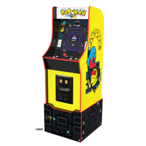 Arcade1UP Pacman 12-in-1 Legacy Edition Arcade Machine w/ Riser for $299