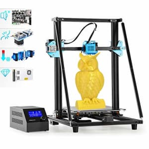 Creality CR-10 V2 3D Printer 7 Disruptive Upgrades with Inudstrial Grade Mute System,Two-Way for $410