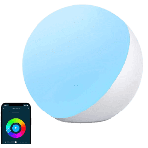 Aukey Multicolor Smart LED Lamp for $11