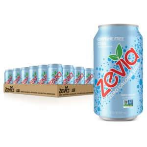 Zevia Zero Calorie Caffeine-Free Cola 12-oz. Cans 24-Pack for $13 via Sub & Save