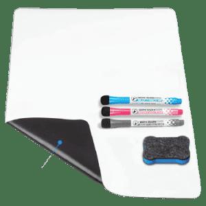 "Inmorven 11.7"" x 16.5"" Magnetic Dry Erase Board Sheet for $13"